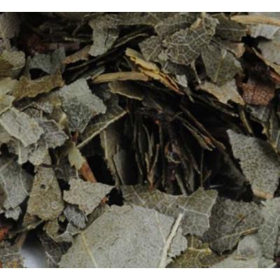 Birkeblade mellemskåret 100 g