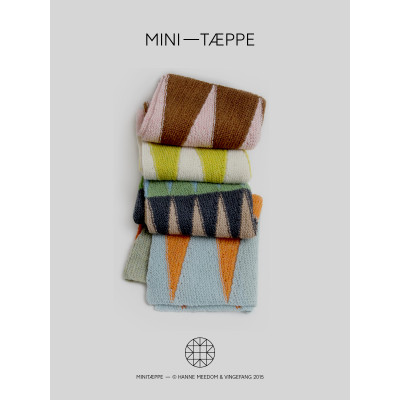 Mini-Tæppe af Hanne Meedom