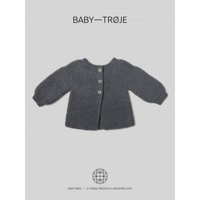 Baby-Trøje af Hanne Meedom