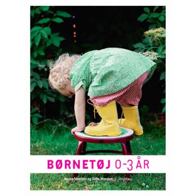 Børnetøj 0-3 år af Hanne og Sofie Meedom