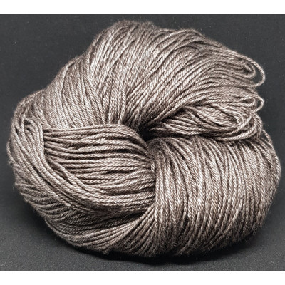 Pure Luxury 4ply 50s - 50% Silke 50% Yak - 50G - 400m
