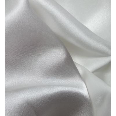 100% Silke - Crepe Satin 114 cm bred