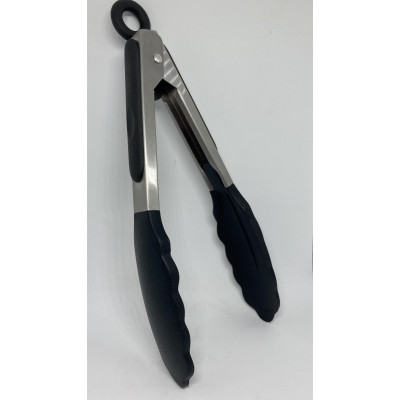 Tang med silicone næb 21 cm