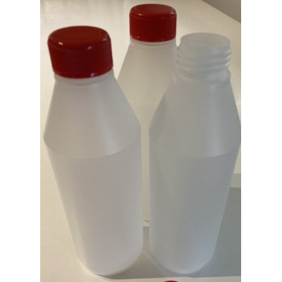 Flaske til Farve, 500 ml