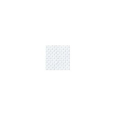 AIDA 4,4 HVID broderistof bomuld 38,1 x 45,7 cm