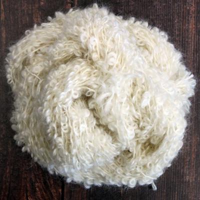Chunky Mohair Loop - 88% Kid Mohair, 8,4% wool, 3,6 %...