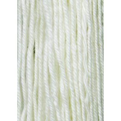 RAW 4 - 80% Ny Uld - Fine Merino SW 20 % Silke 100G 250M