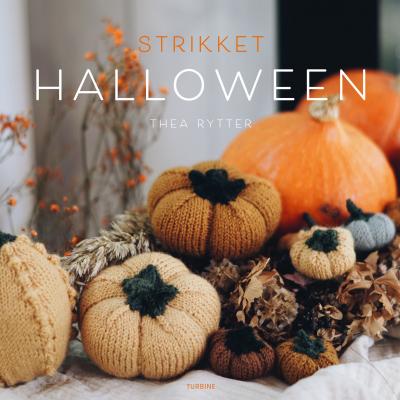 Strikket Halloween og Strikket Julepynt - af Thea Rytter